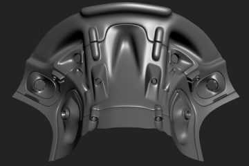 3ds Max modeling advanced details