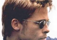 Brad Pitt Photo Side
