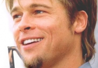 Brad Pitt Photo Smile