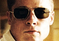 Brad Pitt Photo Front With Glasses