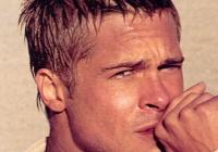Brad Pitt Photo Young