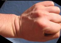 male fist photo 03