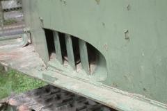 Old USSR Tank Details Photo