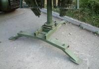 Soviet Rocket Launcher Stand Photo