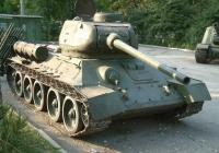 USSR Tank T34 Photo