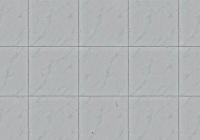 White Tiles Texture Map