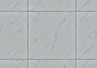 Small White Tiles Texture Map