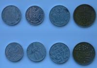 Coins texture