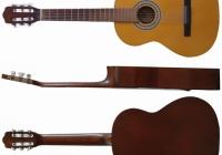 Guitar texture