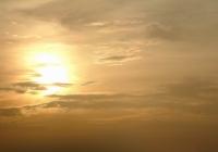 Sunset Sky texture