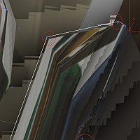 Verts not sitting where they are suposed to , 3ds max 3D Modeling Forum