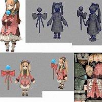 3D characters, scenes, etc, custom 3d services 3D Services