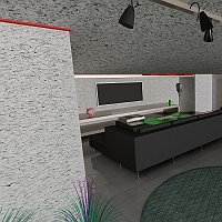 My First interior Model Finished 3D Art Work