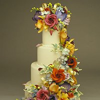 3D Rendering of Wedding Cake - $100-$200 3D Services