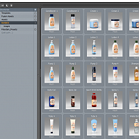 The Bottle Kit For MODO CG News and Events