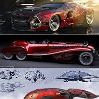 FZD | Vehicle Concept Design Workshop June 2013 CG News and Events