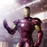 Iron man Finished 3D Art Work