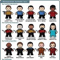 Mini-Guys & Gals Sci-Fi & Super Hero Characters Free General CG Talk