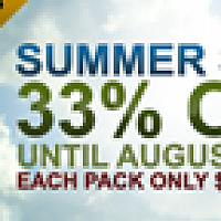 CGAXIS Summer Sale 33%OFF CG News and Events