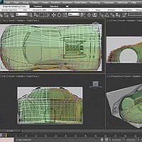 New to 3D modeling need some help in polly flow 3D Modeling Forum