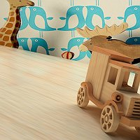 Woody Car Toy Finished 3D Art Work
