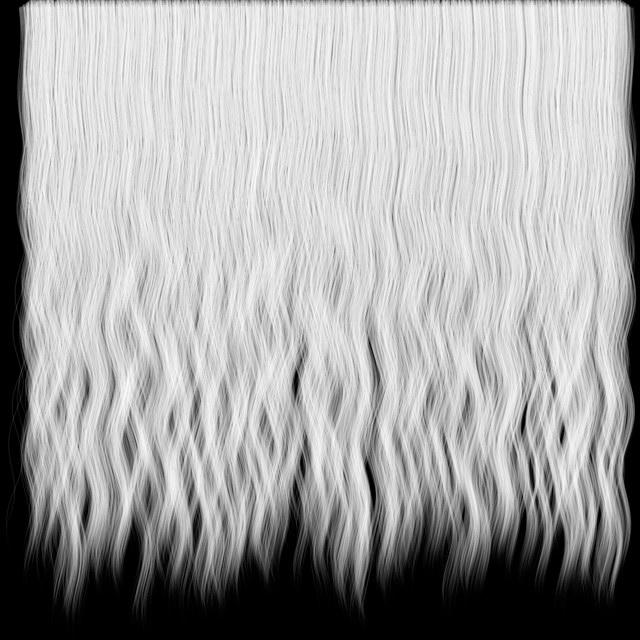 hair texture alpha - photo #10