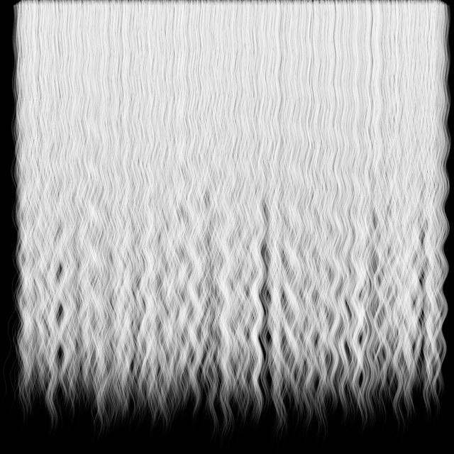 hair texture alpha - photo #16