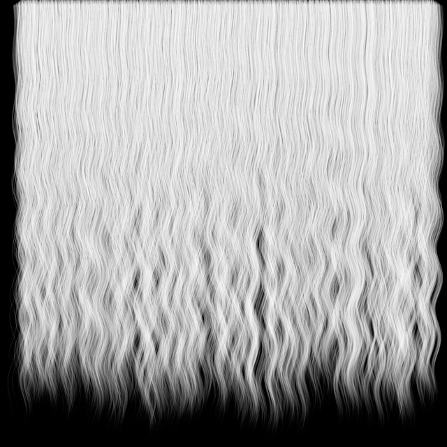 hair texture alpha - photo #21