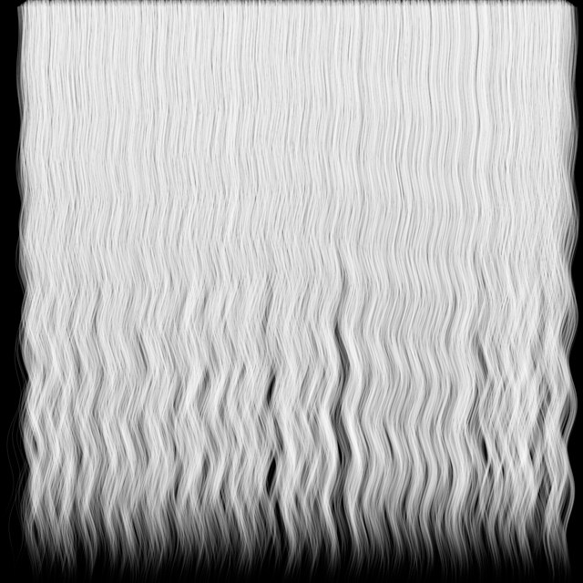 hair texture alpha - photo #17