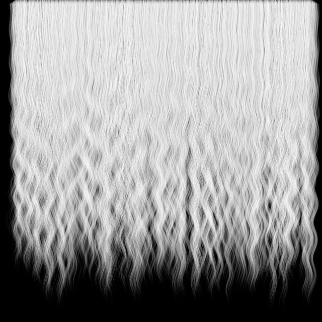 hair texture alpha - photo #11