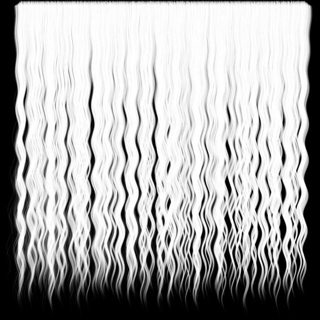 hair texture alpha - photo #12