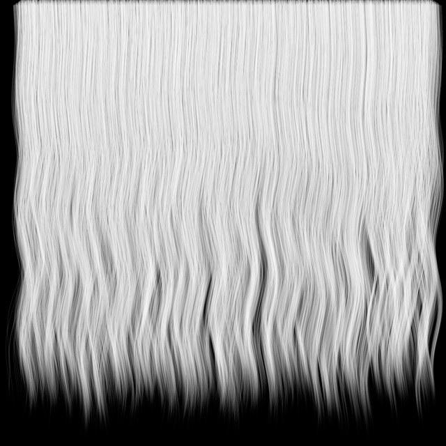 hair texture alpha - photo #6