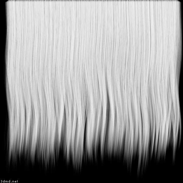 hair texture alpha - photo #1